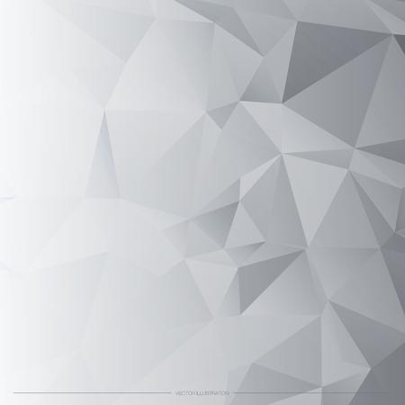 abstrakt: Abstrakt Polygonal Vector Bakgrund. Illustration