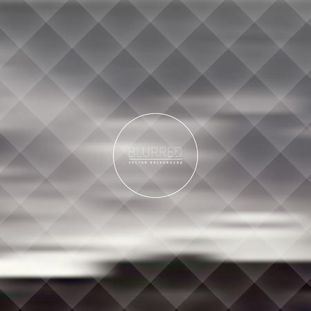 barker: Elegant Blurred Background. Illustration