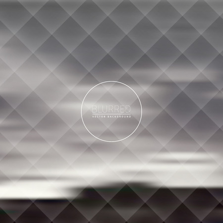 Elegant Blurred Background. Illustration