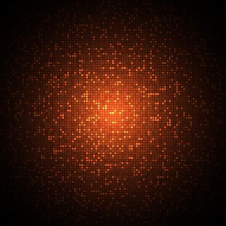 cuadros abstractos: Resumen Antecedentes mosaico vectorial
