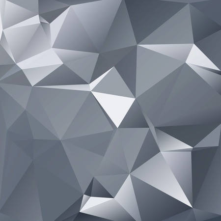 backgrounds texture: Black and White Lowpoly Background  Illustration