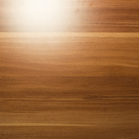Wood Table Textured Background | Vector Illustration