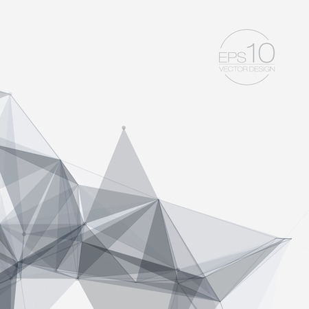 mesh: Black and White Mesh Vector Background | Design
