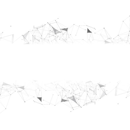 eps10: Black and White Mesh Vector Background  EPS10 Design
