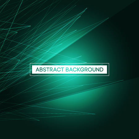 green line: Abstract Green Vector Background   EPS10 Line Design Texture for You Illustration