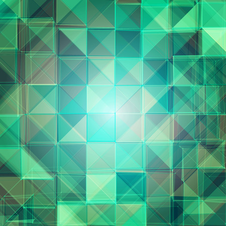 broken glass window: Abstract Colorful Mosaic Design | EPS10 Vector Illustration