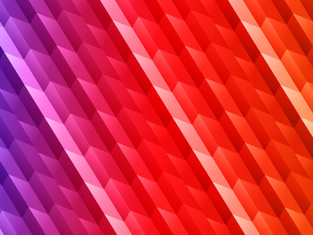 minimalistic: Colorful Geometric Vector Background