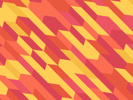 electronic background: Colorful Geometric Abstract Vector Background | Creative Presentation Wallpaper