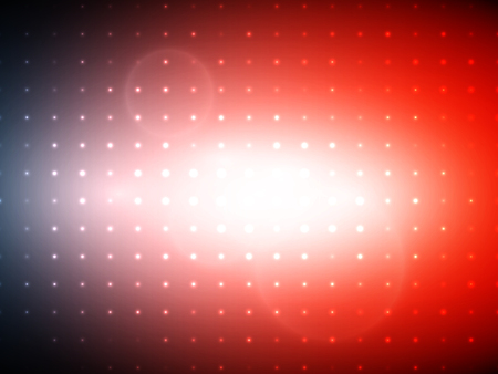 red wallpaper: Blue and Red Flashing Light Bulbs Disco Wall Vector Background Illustration