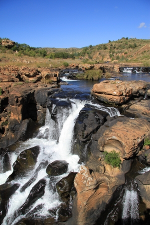 Waterfall South Africa photo