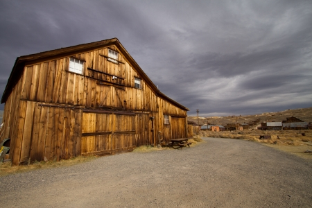 bodie: ghost town Bodie nevada