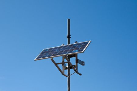 photocell: A photocell device for green power