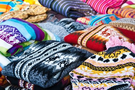 Some clothes from the street market
