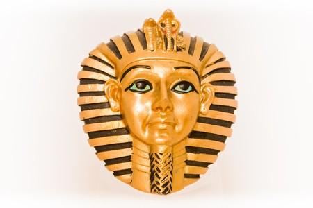 King Tut Ankh Amuns death mask