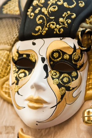 carnevale: The masks are typically worn during the Carnevale (Carnival of Venice), but have been used on many other occasions in the past