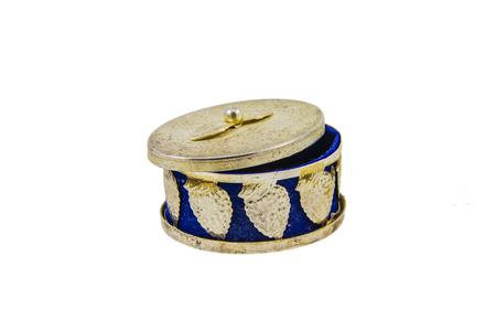 Olt casket jewely handmade Stock Photo