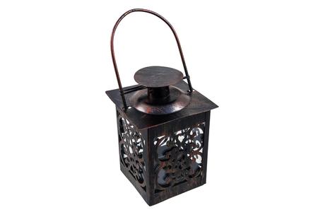 Lamp isolated on white background Stock Photo