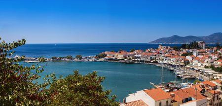 The port of the town is considered to be the oldest man-made port of the Mediterranean Sea.