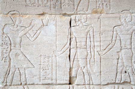Ancient Egyptian background -