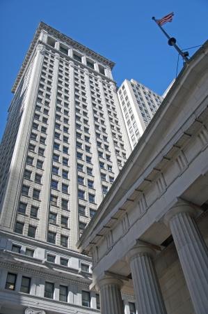 federal hall: Federal Hall New York City