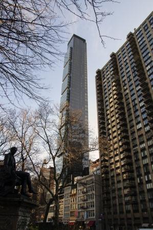One Madison Park, thin skyscraper