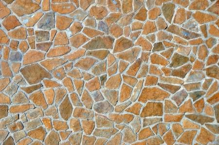 Stone wall background 免版税图像