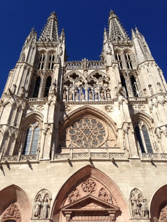 Cathedral of Burgos. Castille and Leon. Spain