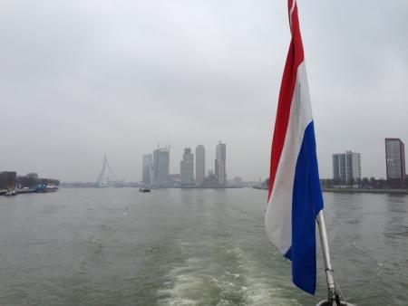 edificación: Horizonte de Rotterdam