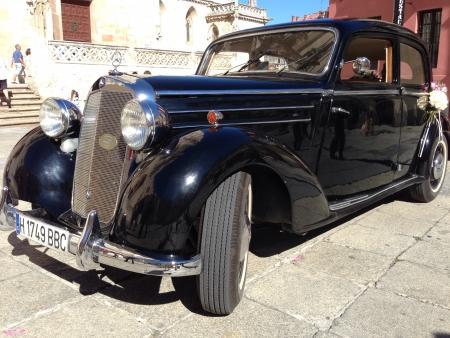 mercedes: Antique Mercedes Benz