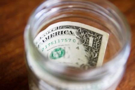 parsimony: Everybody has a stash of savings at their home, This is where it takes start.