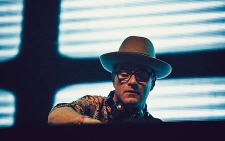 5 december: James Lavelle known as Unkle performing live in Glavclub Moscow on 5 December 2014.