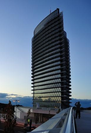 zaragoza: Torre del Agua  Zaragoza