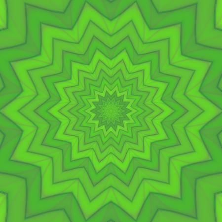 radiate: Psychadelic radial abstract illustration background Stock Photo