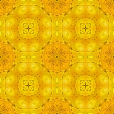 floor texture: Floral Kaleidoscopic mosaic seamless texture or background Stock Photo
