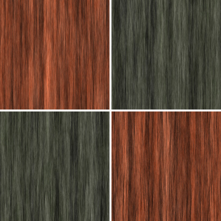 mahogany: Set of wood textures,seamless backgrounds in four different color variation
