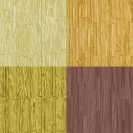 wood textures: Set of wood textures,seamless backgrounds in four different color variation
