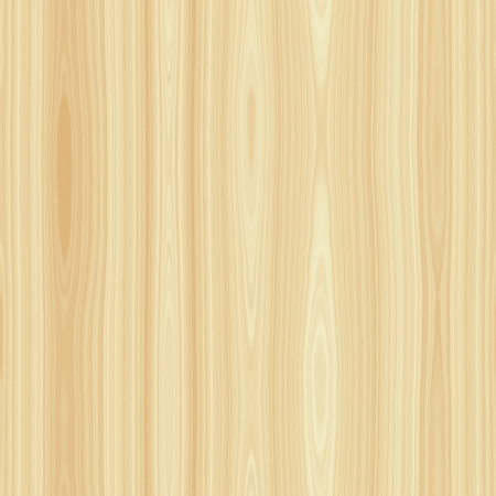 Seamless wood texture background illustration closeup. Light wood