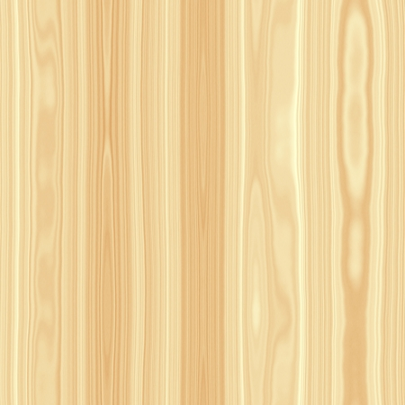 Naadloze houten textuur achtergrondillustratieclose-up. Licht hout Stockfoto