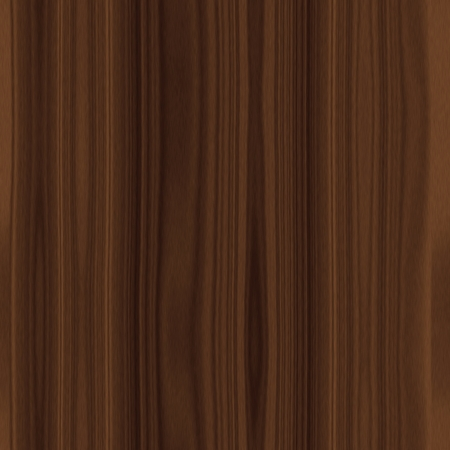 wall decor: Seamless wood texture background illustration closeup. Dark wood