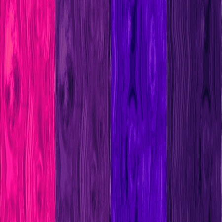 fun background: Vibrant colorful wooden fence or wall background with each plank a different colour