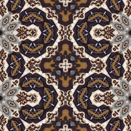 kaleidoscopic: Kaleidoscopic wallpaper tiles. Background or texture