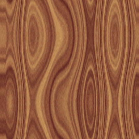 mahogany: Realistic seamless natural light wood texture Stock Photo