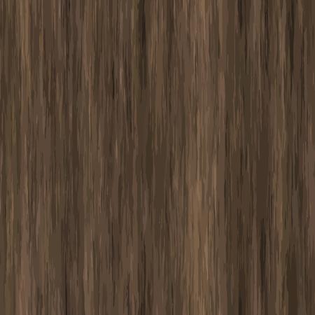 dark wood: Realistic Vector seamless natural dark wood texture floor or background