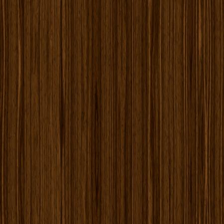 Hoge kwaliteit hoge resolutie naadloze houtstructuur. Donkere hardhouten deel van parket. Houten gestreepte vezel geweven achtergrond. Oude grunge panel. Close-up bruin korrelig oppervlak multiplex vloer of meubilair. Stockfoto