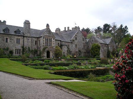 herrenhaus: Cotele Manor House, Cornwall.