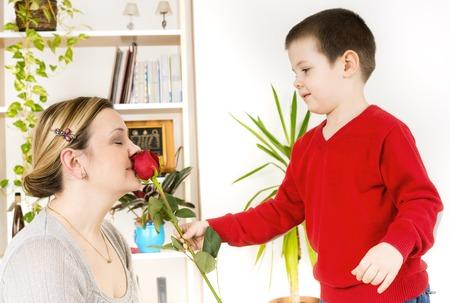 mother day Reklamní fotografie