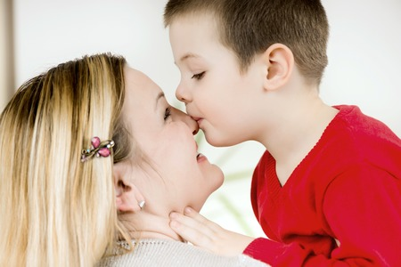 mothers Day with children