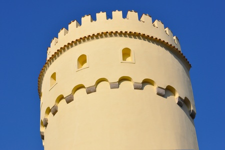 Orlik tower photo