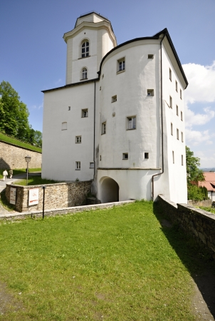 Castle in Passau