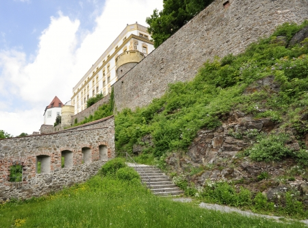 Castle in Passau photo